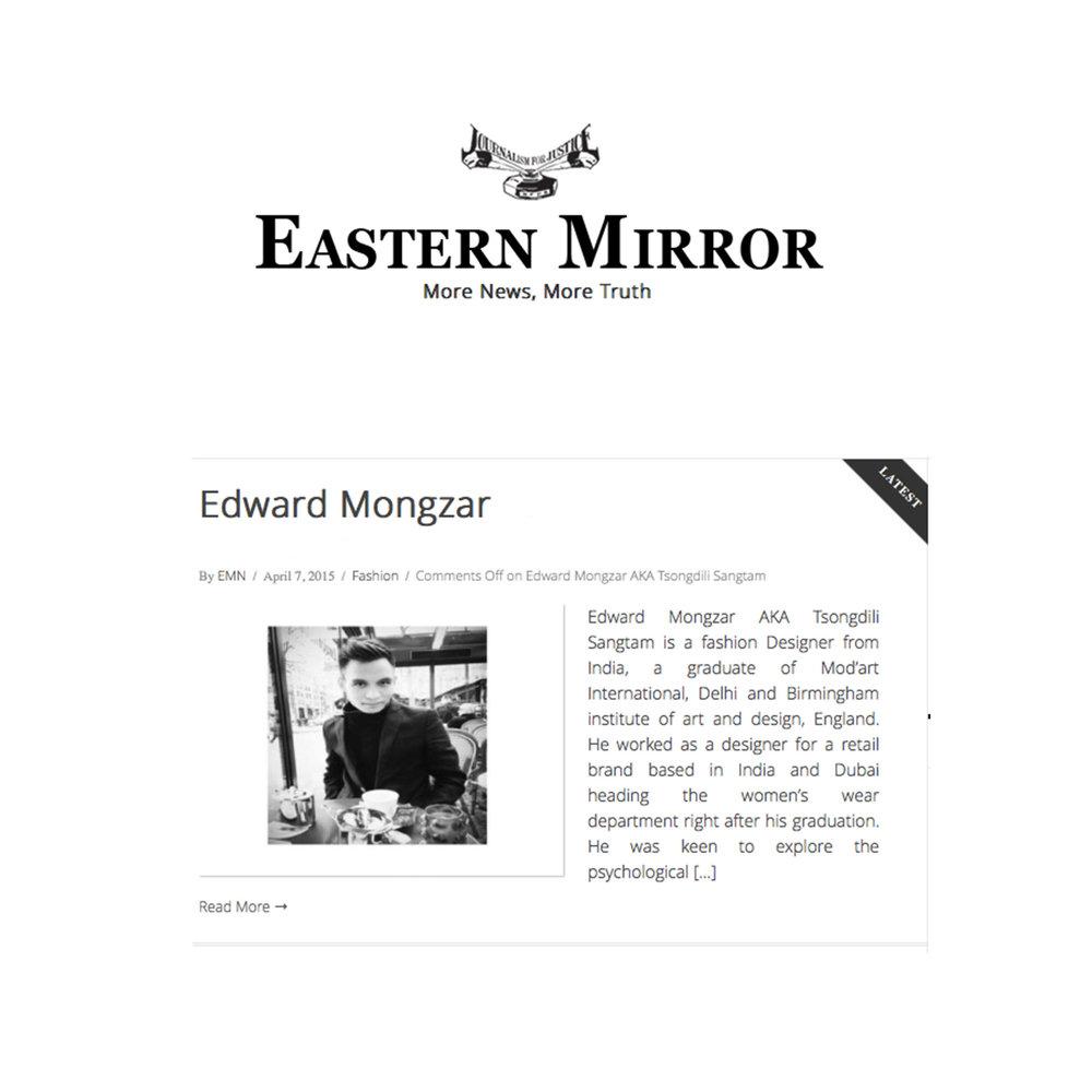Eastern Mirror, India