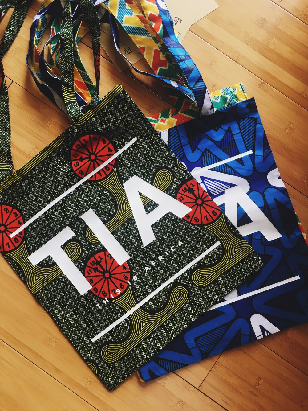This is Africa Tote