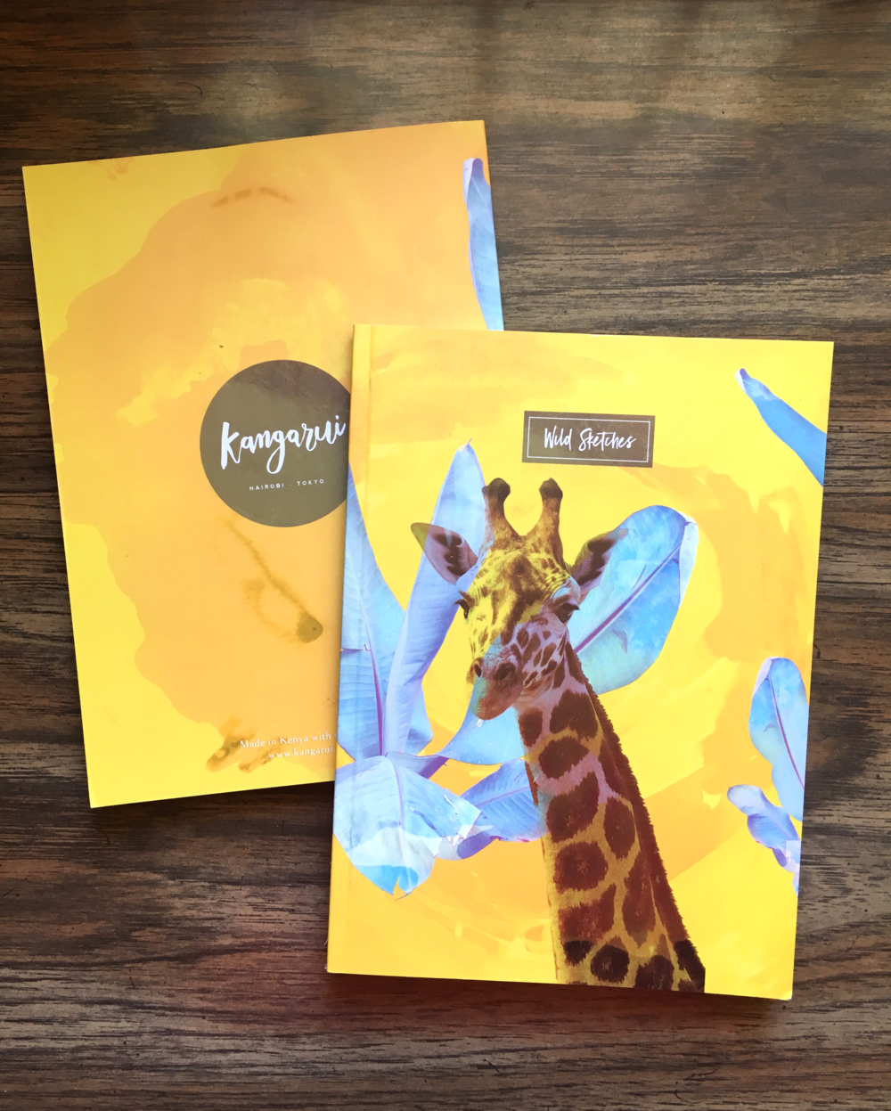 Radiant Giraffe