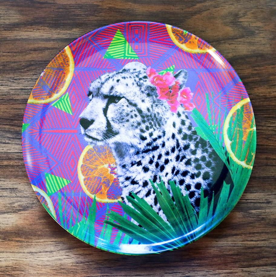 Festive Cheetah