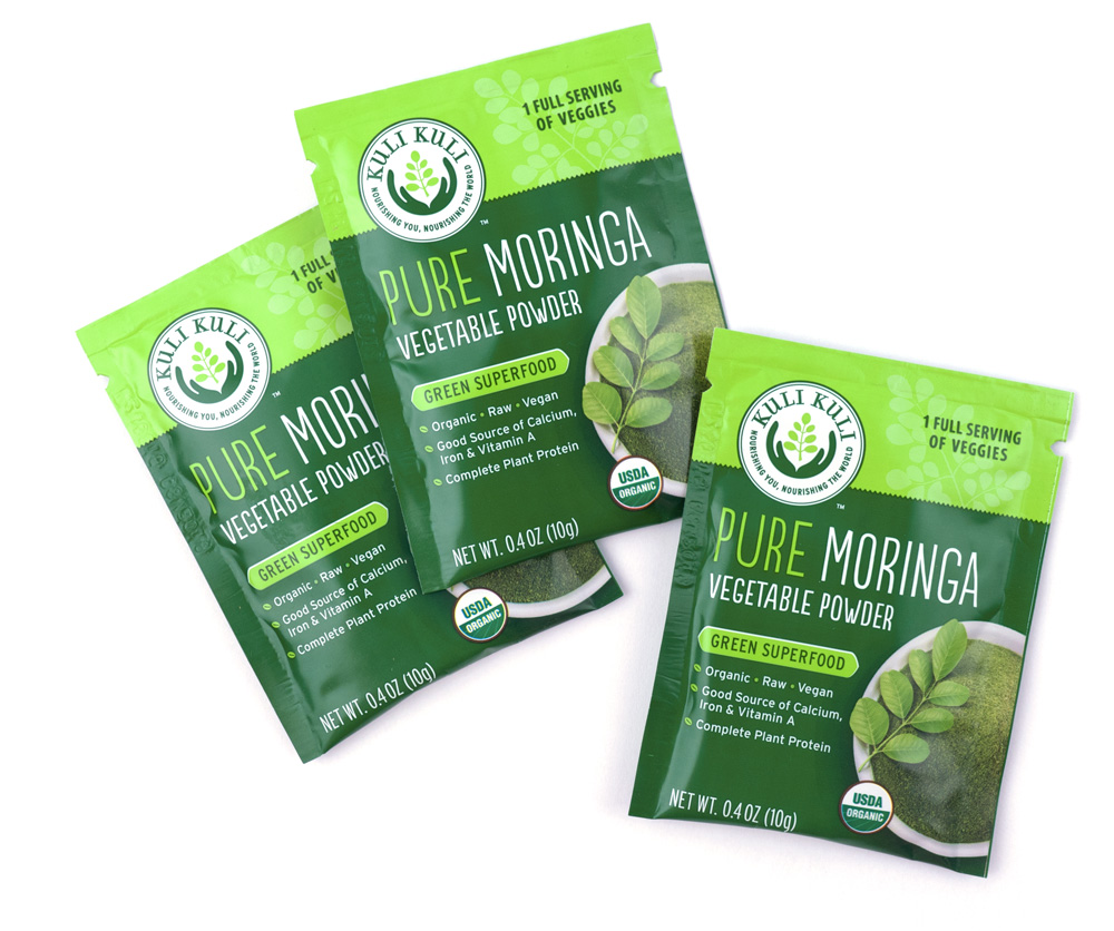 Pure Moringa Vegetable Powder (purchase at  your local store)