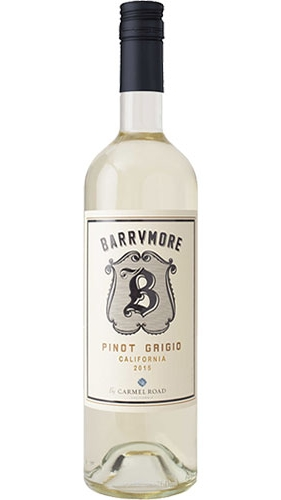 Cheers! Barrymore Pinot Grigio