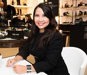 Dr. (and shoe designer) Taryn Rose