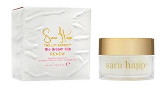 Night Cream for Your Lips: Sara Happ The Dream Slip