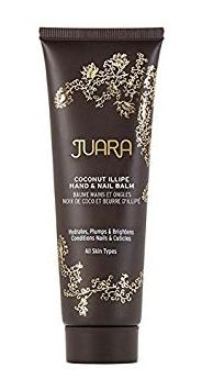 Let the healing begin: JUARA Coconut Illipe Hand & Nail Balm