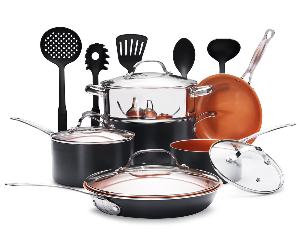 15 pc Set (pictured above)