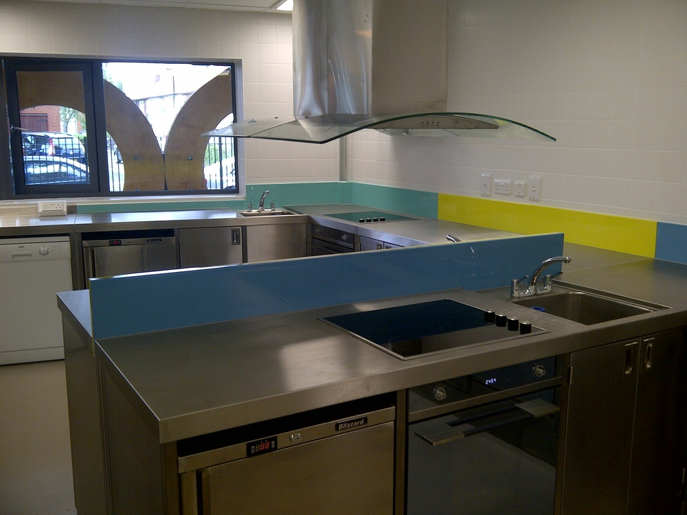 Richmond School Kitchen