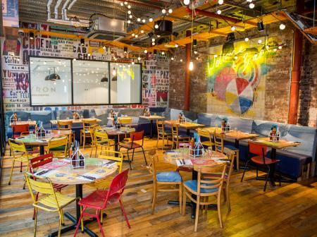 Cabana Manchester Restaurant