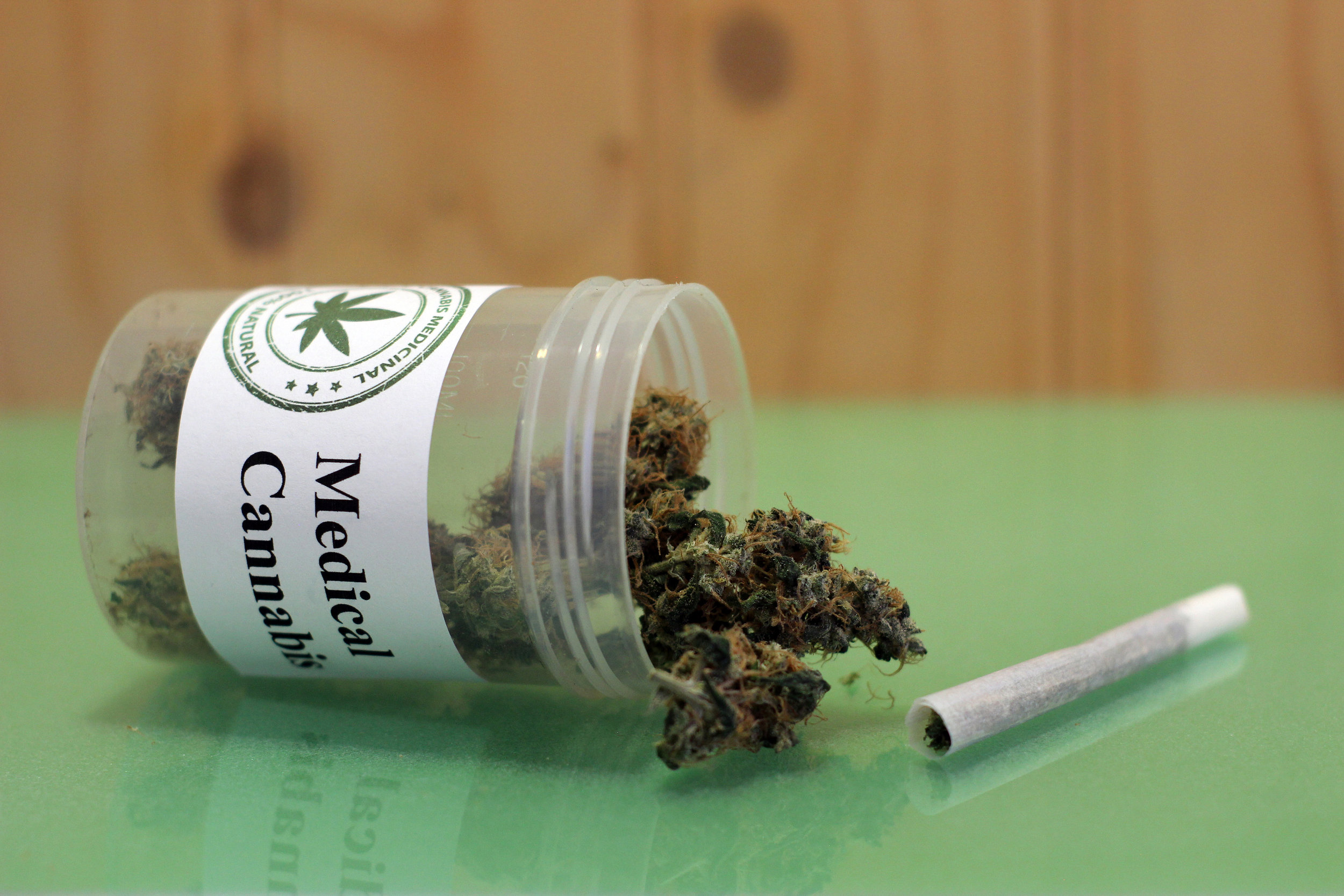 18 Things Medical Marijuana Does (Because It's Not About