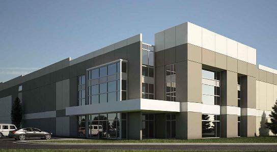 Intermodal Campus - Columbus, OH
