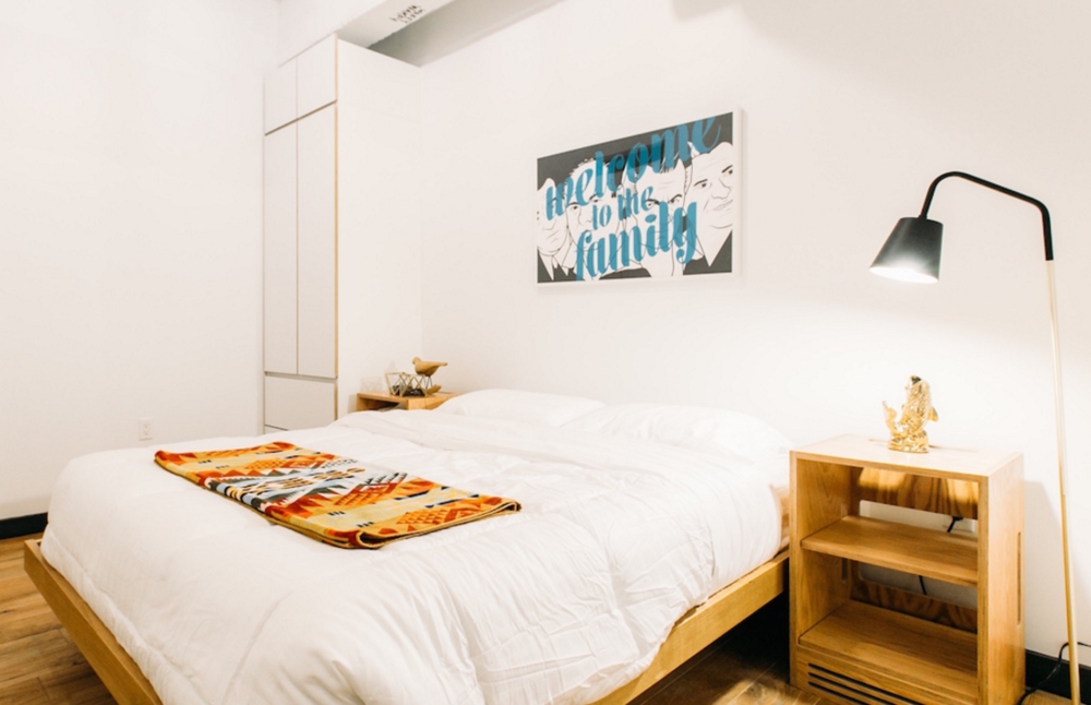 A COLIVING SPACE IN THE HEART OF NYC