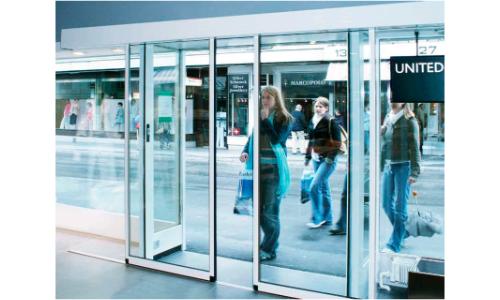 puertas automaticas de sensor cristal puertaautomatica.mx