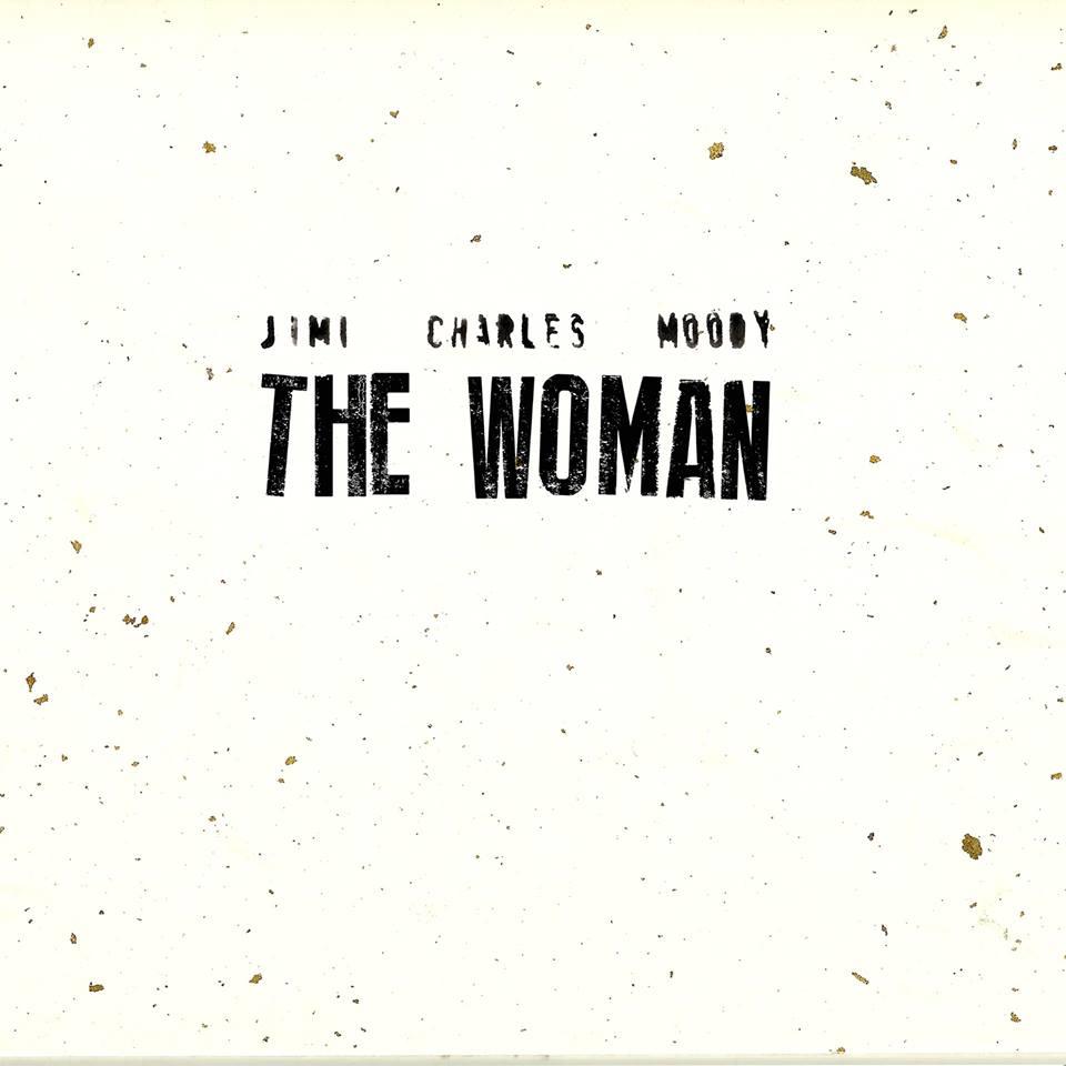 'The Woman' Single Artwork. 2015.