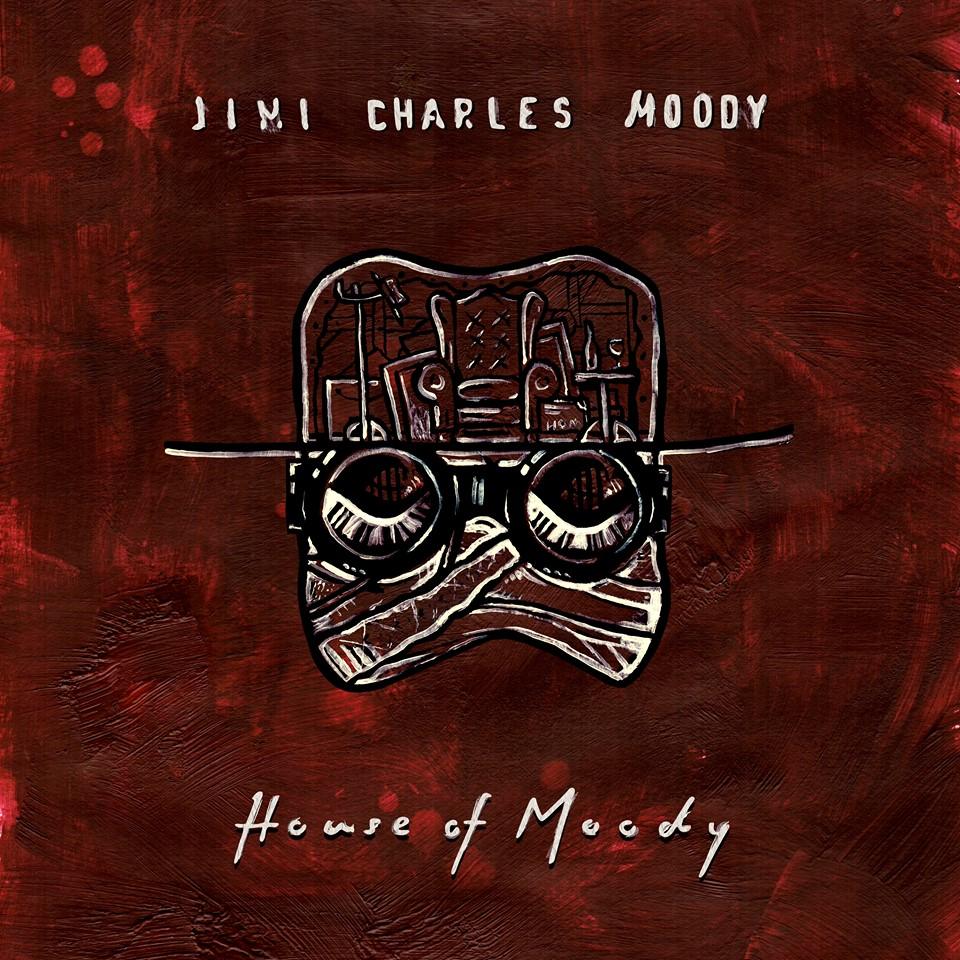 'House of Moody' Single Artwork. 2016.