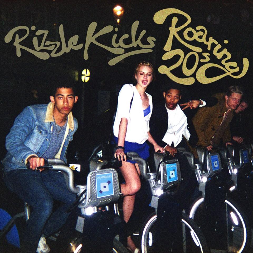 'Roaring 20's' Album Cover. 2013.