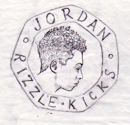 Jordan Coin Drawing. 2013.
