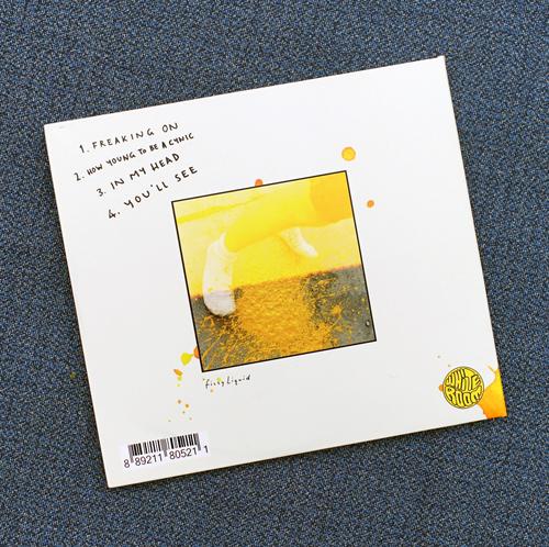 'Fizzy Liquid' (back)