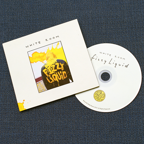 'Fizzy Liquid' (front and disk)