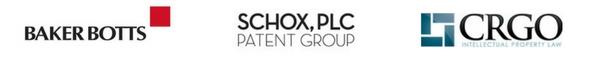 Baker Botts; Schox Patent Group PLC; CRGO Intellectual Property Law