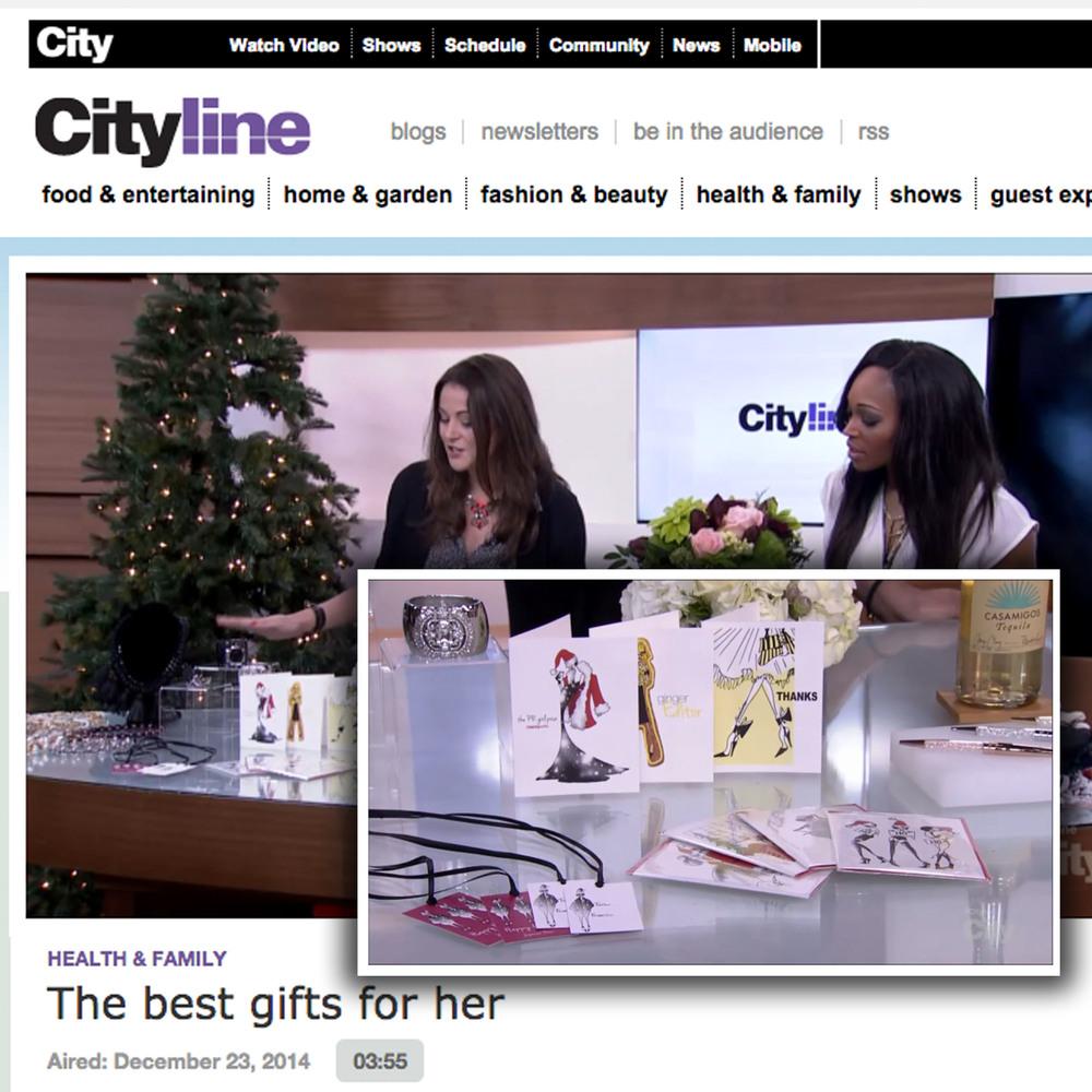 Cityline (CTV) | December 2014