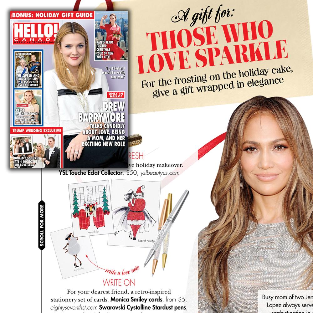 Hello Canada Magazine | December 2014