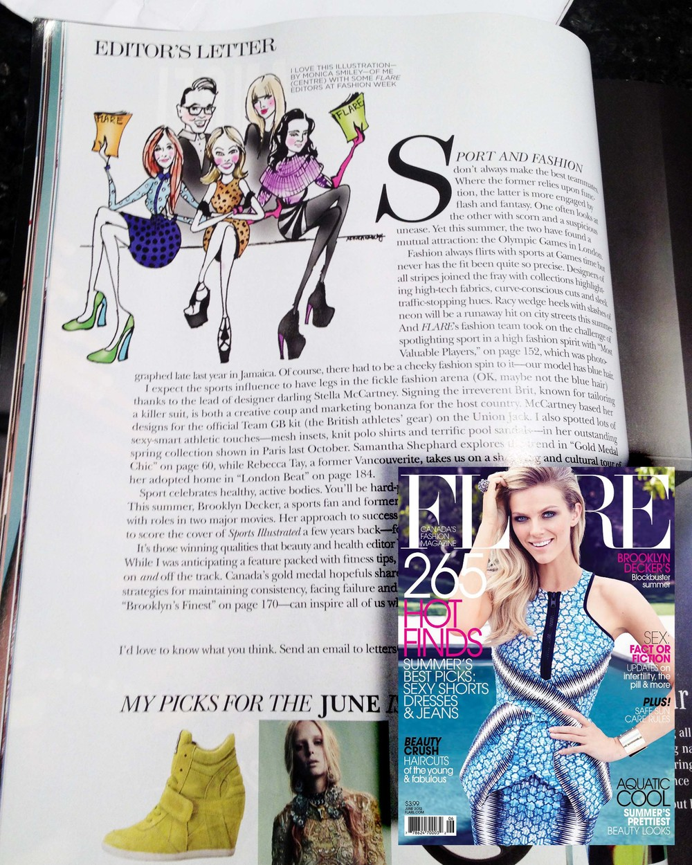 Flare Magazine | June 2012
