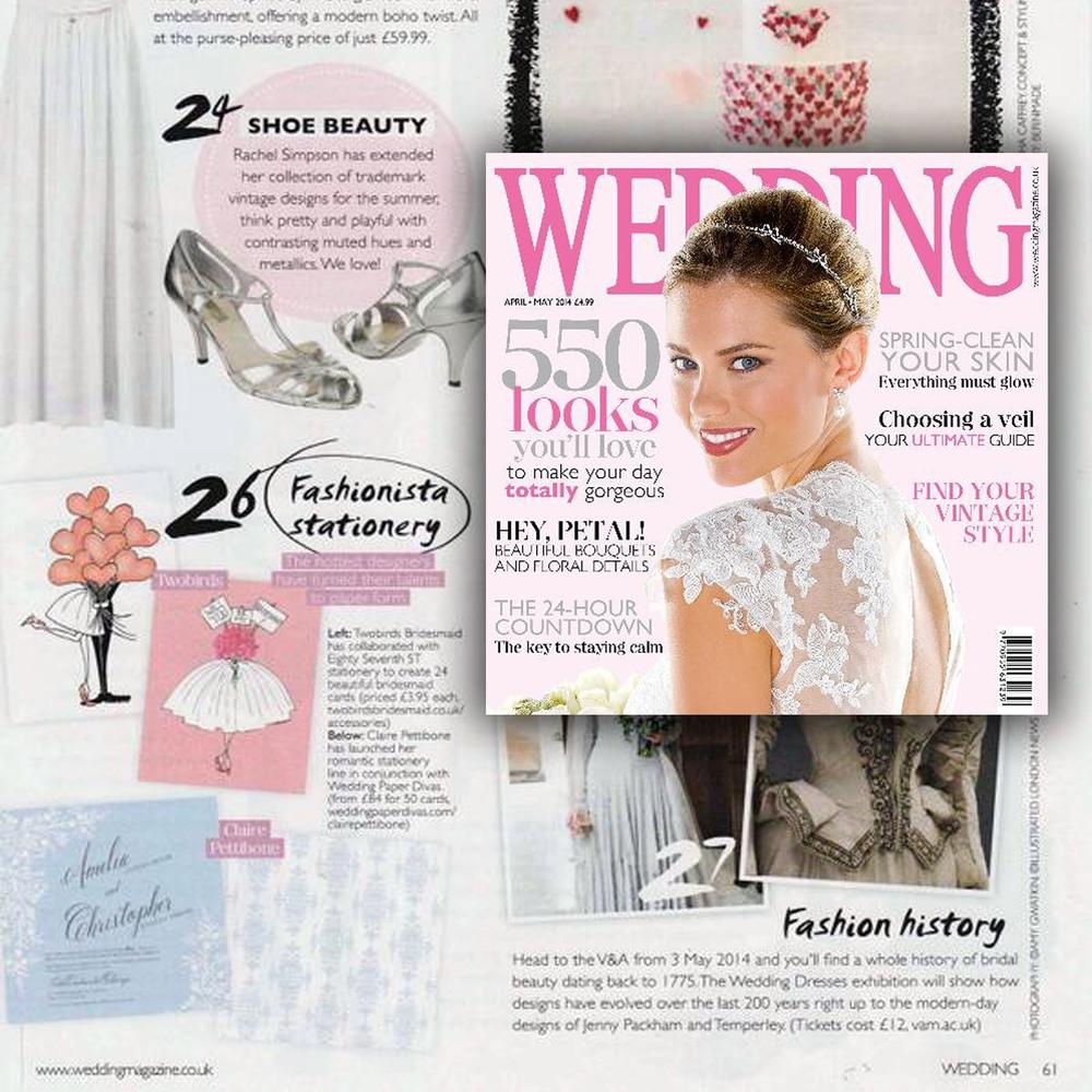 Wedding Magazine UK | March 2014
