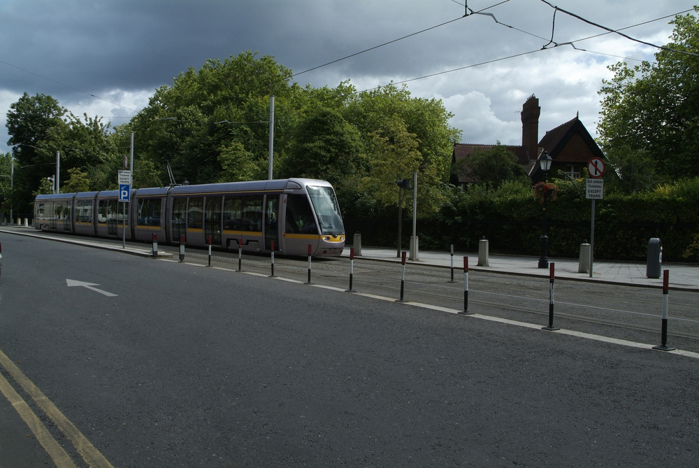 Luas at Stephens Green
