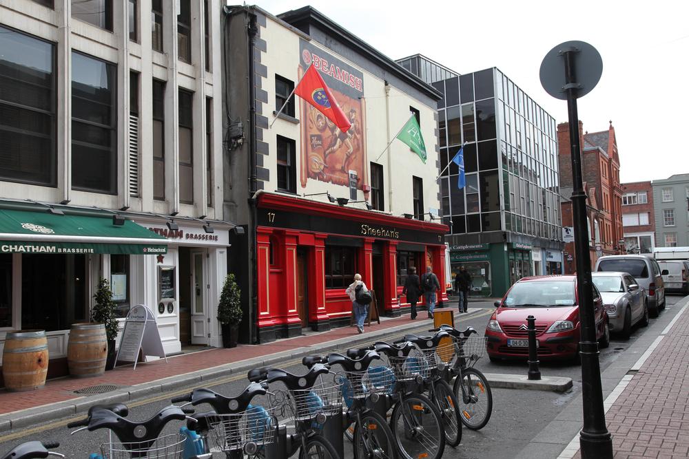 Sheehans Pub, Chatham Street