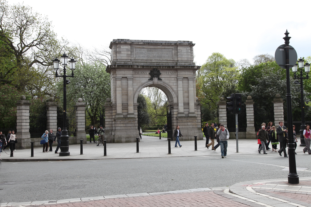 Stephens Green Arch