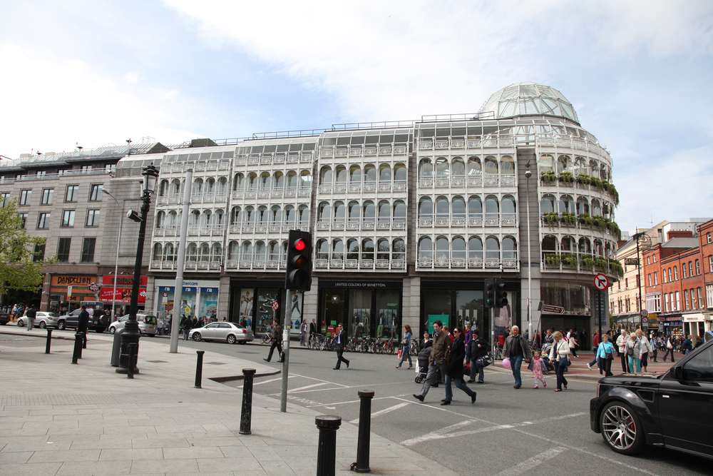 Stephens Green Shopping Center