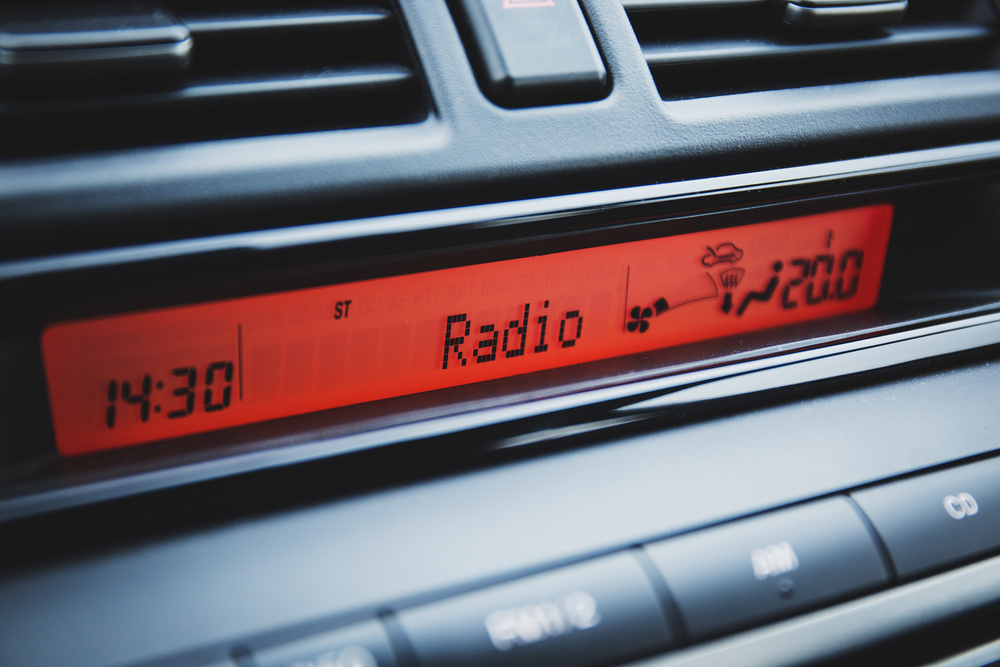 radio-stock-image