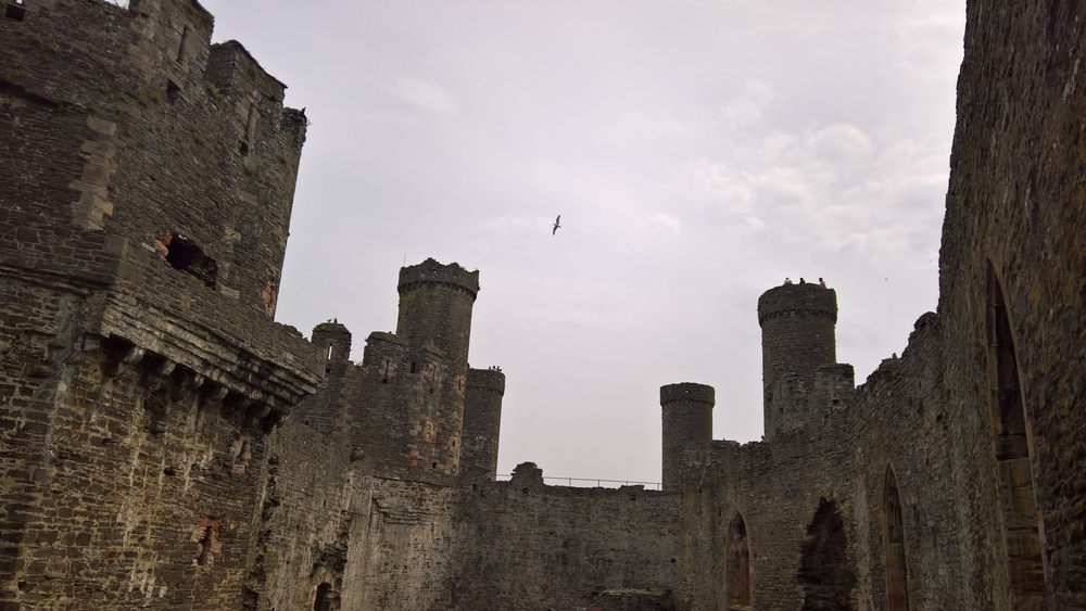 conwy-castle-inside