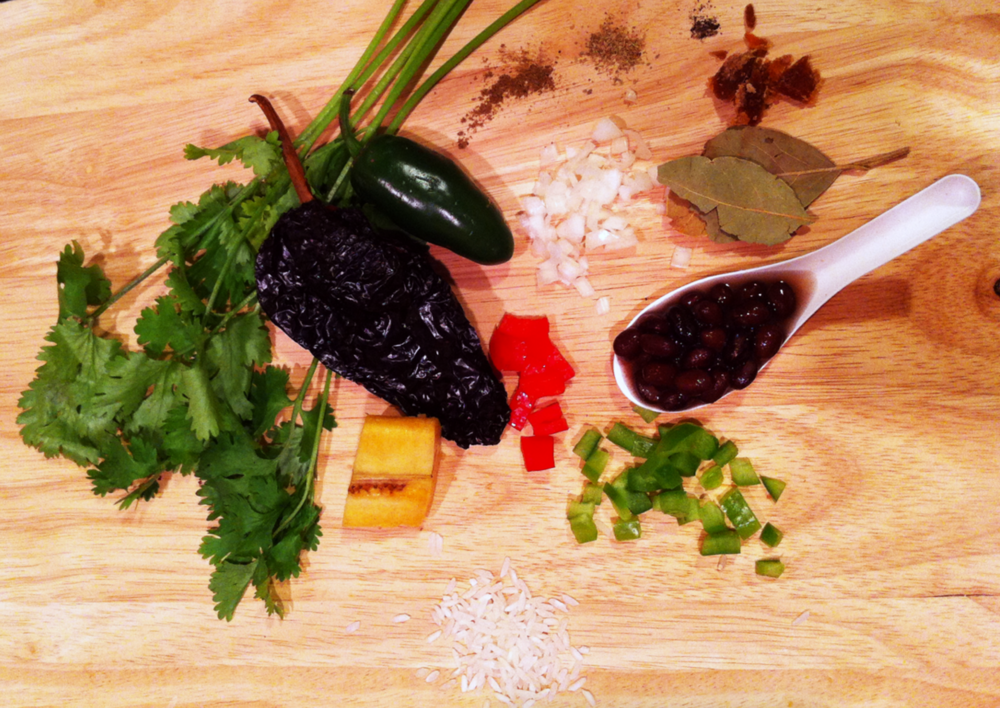 chile seco relleno ingredients