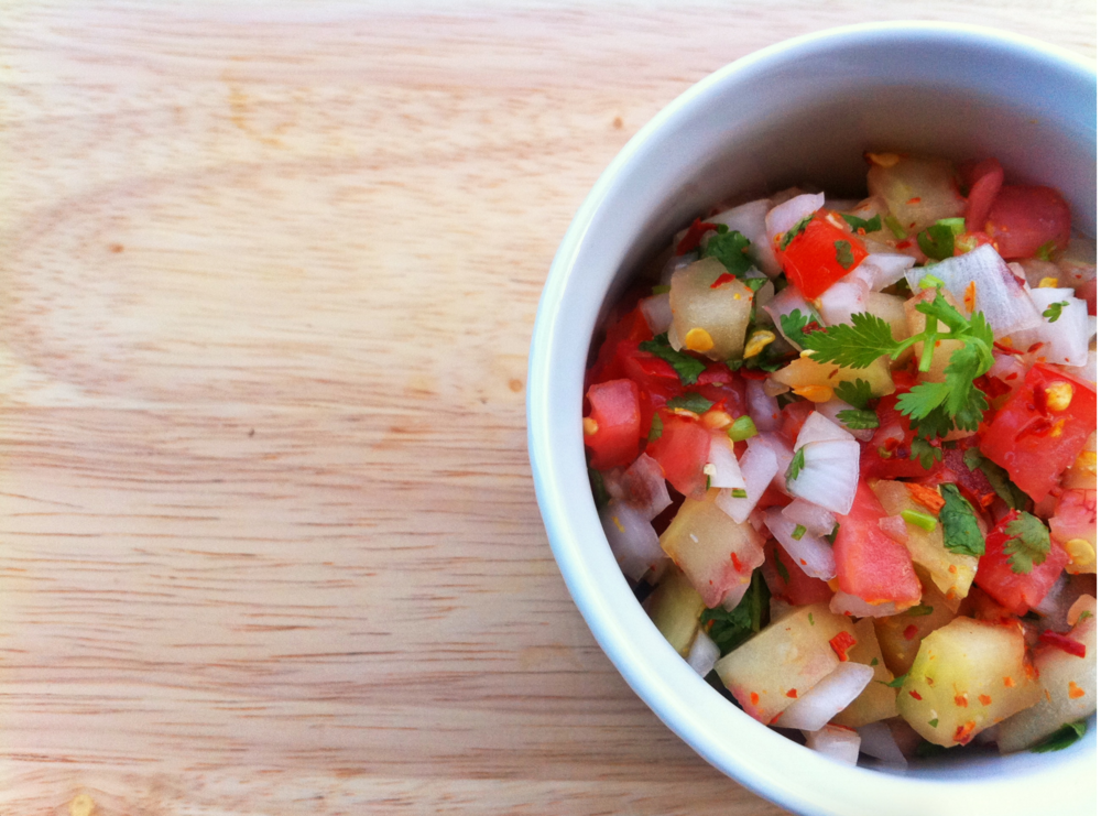 pico de gallo xoconostle