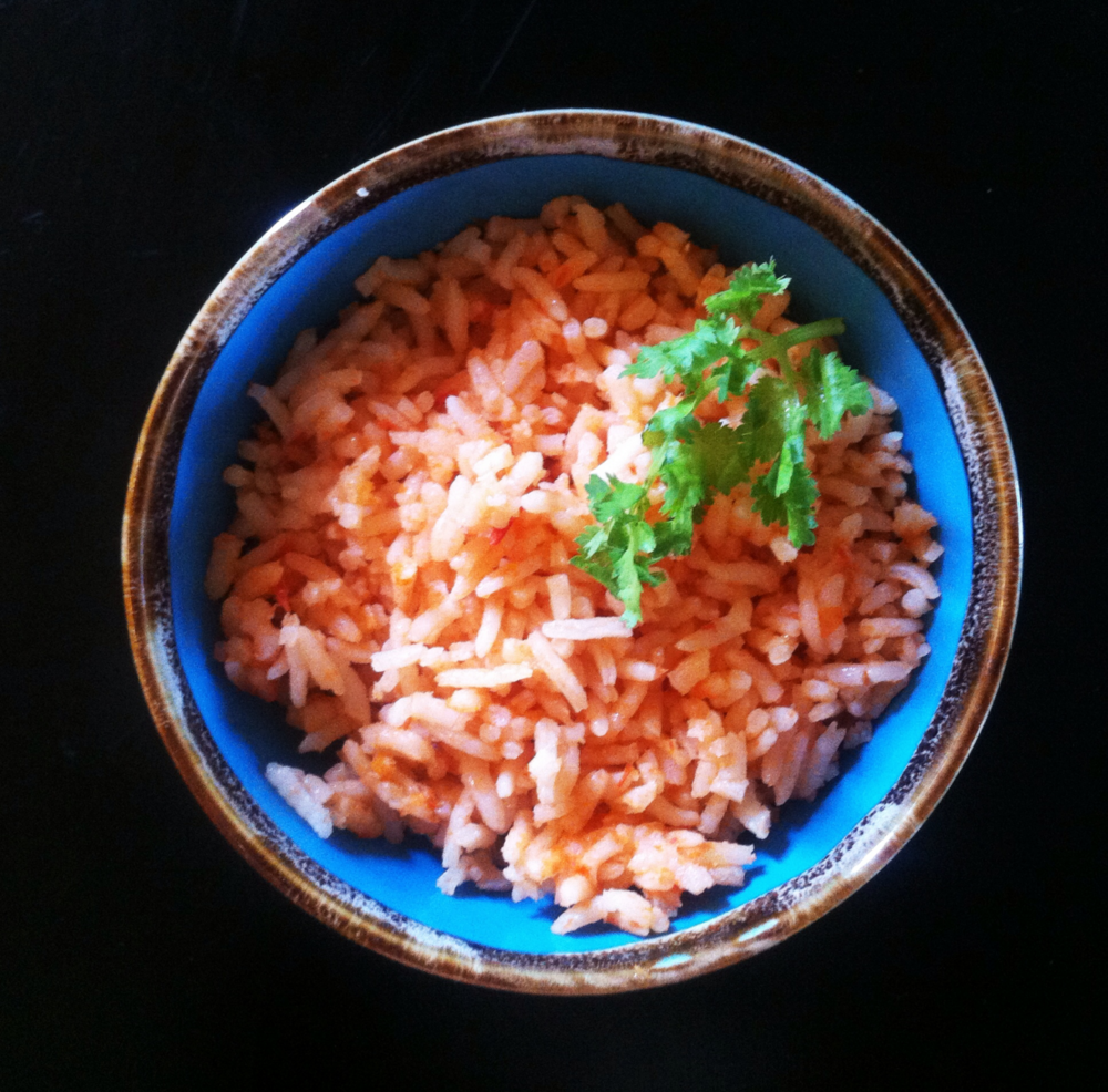 mexican rice adriana guillen