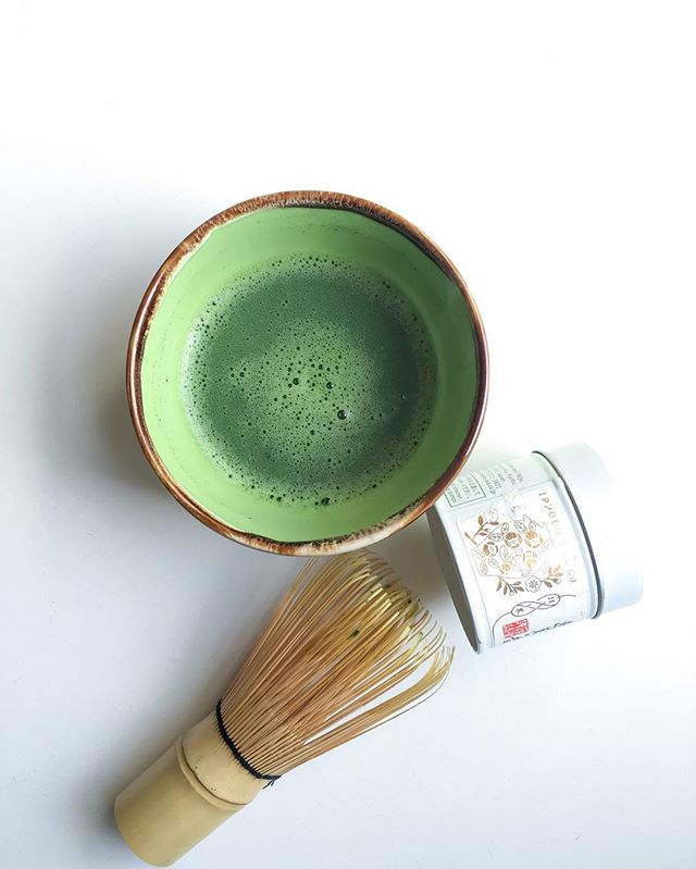 Matcha all the way from Japan | I am grateful for these gifts 🍵