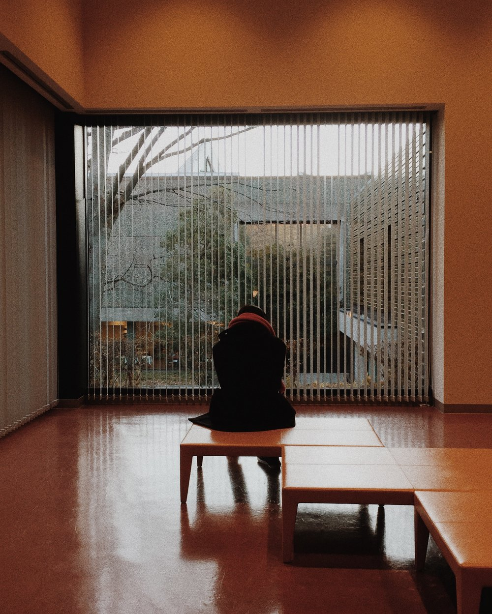 The National Museum of Modern Art, Tokyo, Autumn 2014.