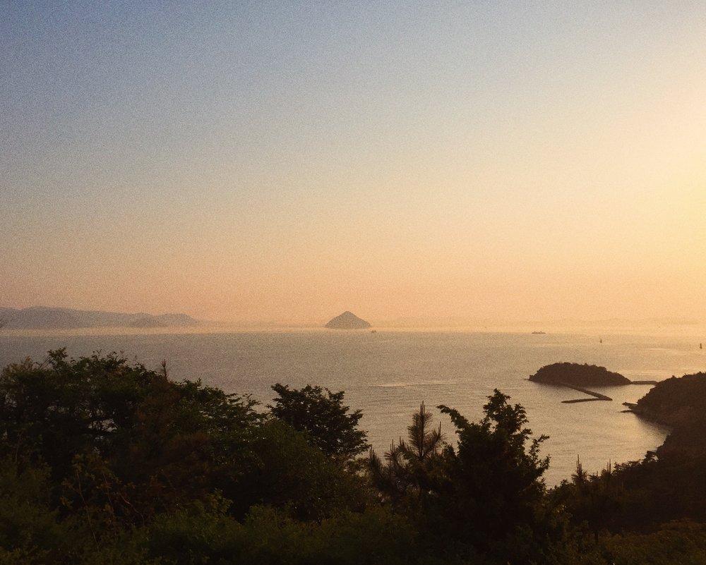 Naoshima, Spring 2015.