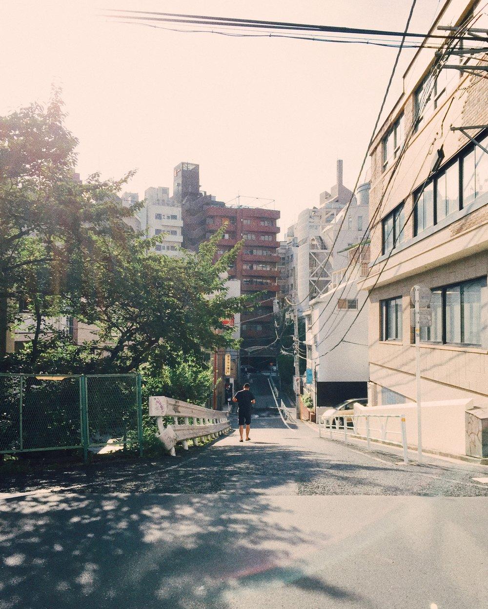 Shibuya, Summer 2015.