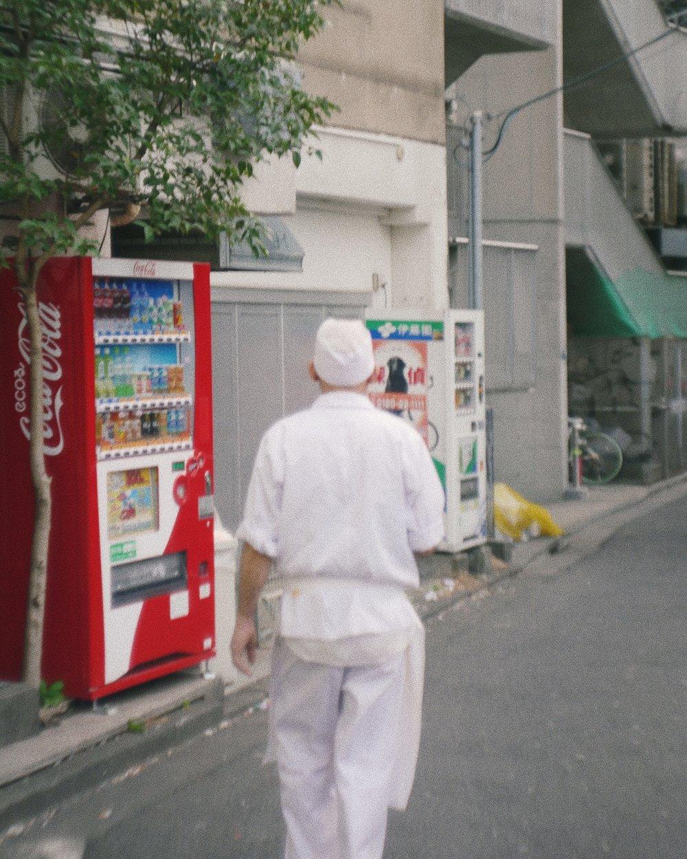 Roppongi-dori, 2017.