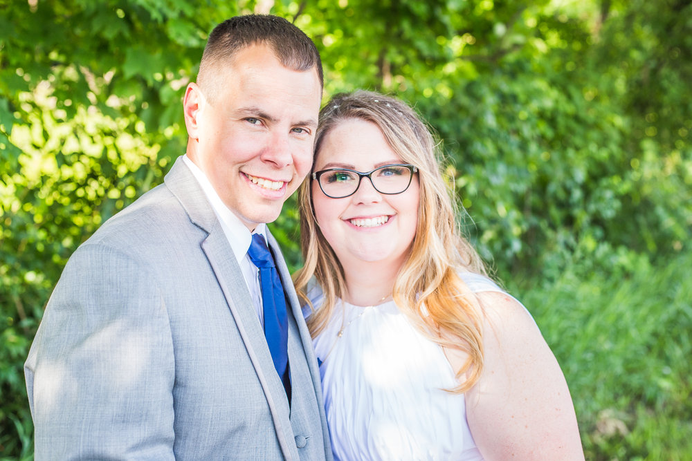 David & Nikki  Paul officiated and photographed this wedding (that was a crazy day!) and Carly was the matron of honor! We've walked with this couple for a long time and seen the incredible dedication they have to honoring God with their relationship. Congratulations Nikki & David!