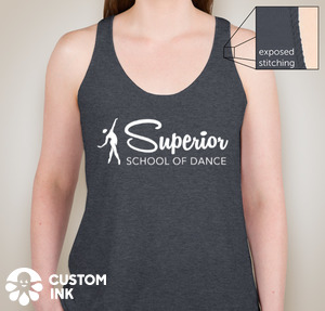 Women's Tank: Pre-Order $18, Full Price $20 : https://www.customink.com/g/pfc0-00bn-5n3m