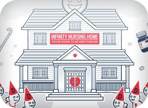 ILLUSTRATION Simon Turner - Infinity nursing homes