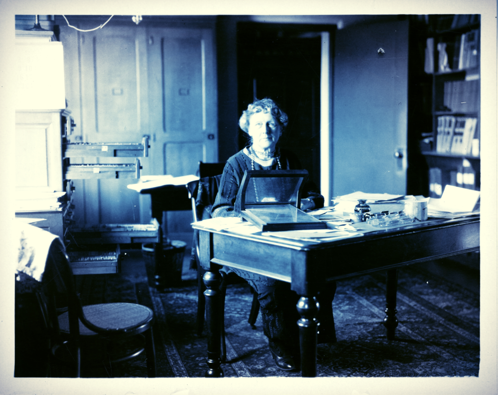 Annie Jump Cannon at the Harvard College Observatory