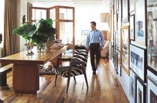 Alfredo Paredes Living Room