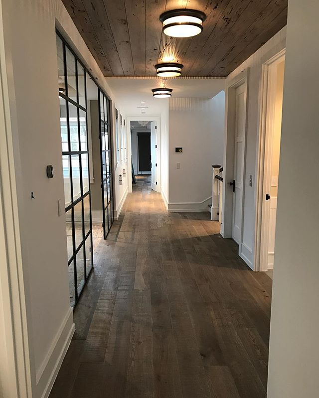 Our Orchid Project with #pattersoncustomhomes is coming along great! Almost time for move in so it's go time!  #warrenchristopher #warrenchristopheroc #warrenchristophercollection #woodfloor #woodfloors #woodflooring #customwood #customwoodflooring #eurooak #frenchoak #wideplank #wideplankfloors #ihavethisthingwithfloors