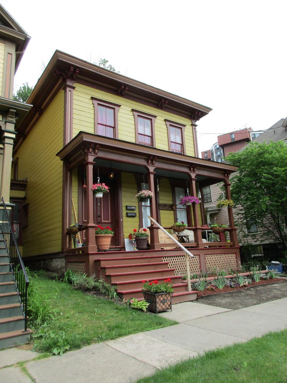 Fairfax Weaver Home - 217 Green Street