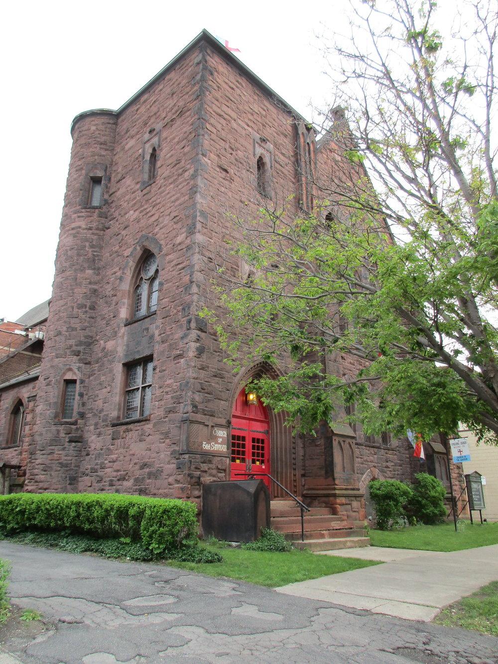 Church of the Saviour - 437 James Street