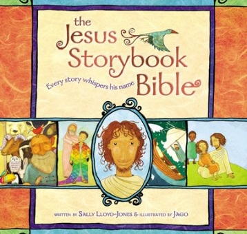 Jesus Storybook Reading Plan - Reading plan through the first 24 stories of the Jesus Storybook Bible, right to the birth of Jesus.Download